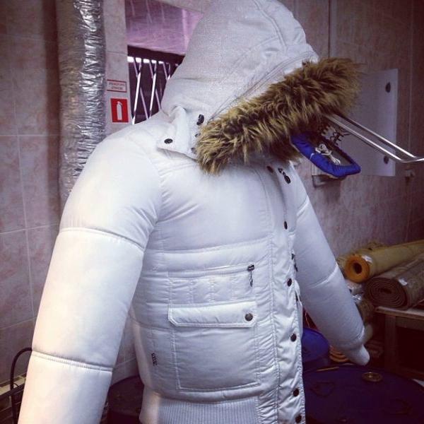 Химчистка зимней куртки