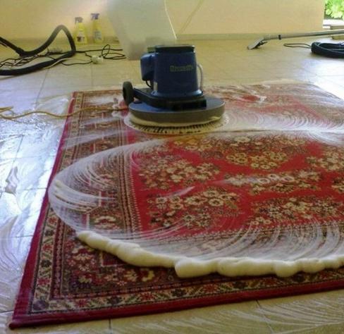 Химчистка ковров в Рязани