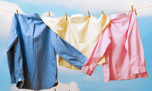 Покраска одежды в Рязани
